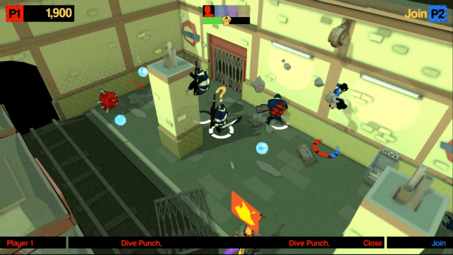 Deadbeat Heroes gets an Xbox One and PC October release date