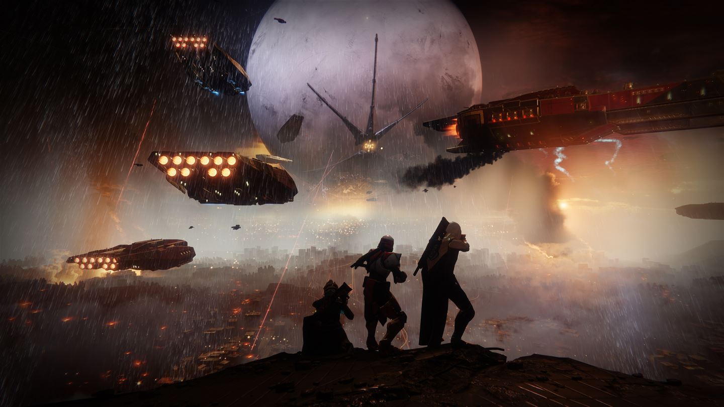 Destiny 2 Reaches 1.2 Million Concurrent Players Worldwide