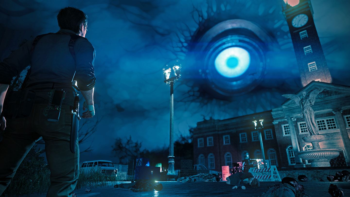 Play The Evil Within 2 in first-person with a simple command