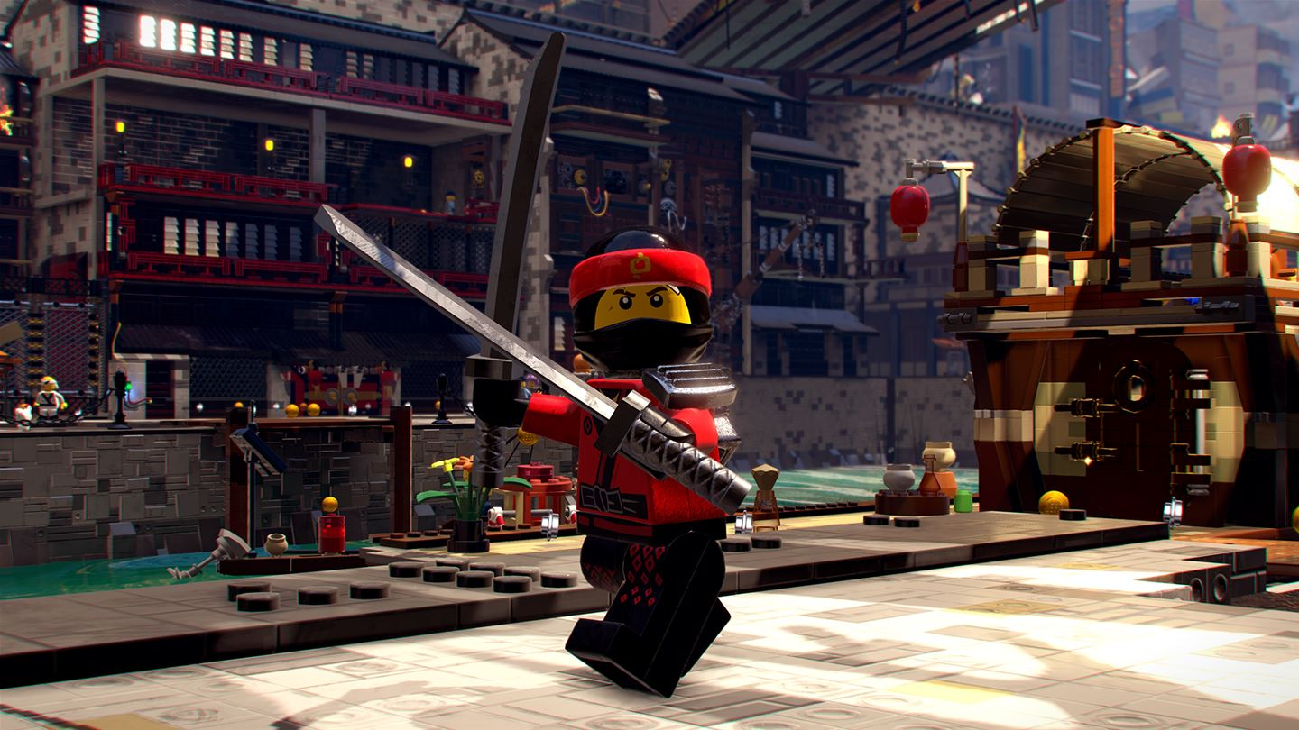 Find your inner ninja as the lego ninjago movie video game becomes the lego ninjago movie is out in cinemas now and so it only seems right that a video game tie in also gets its release around the same time voltagebd Gallery