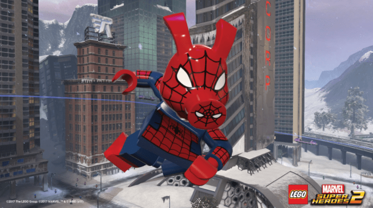 LEGO Marvel Super Heroes 2 released