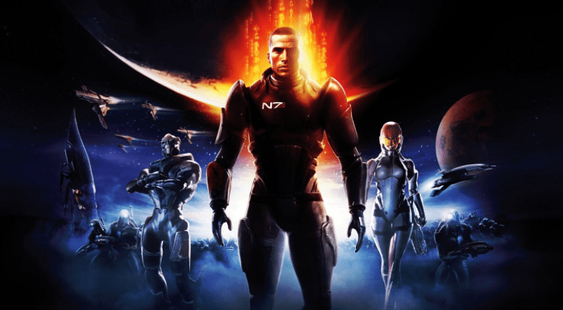 Looking back 10 years at... Mass Effect