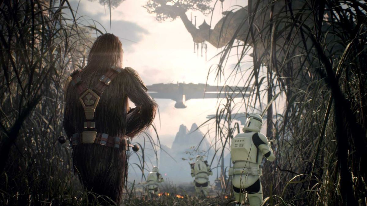 Star Wars Battlefront II Review