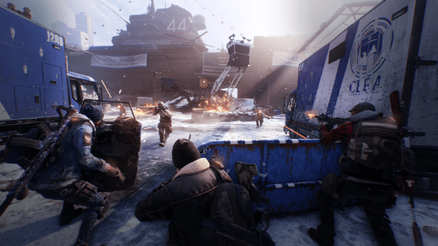 The Division 1.8 update delivers huge Resistance patch