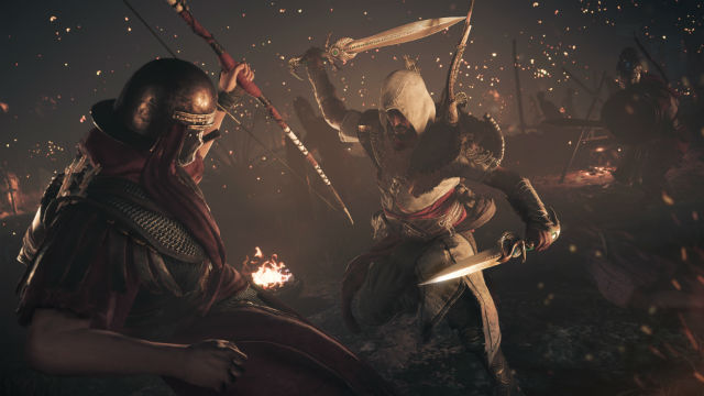 'Assassin's Creed: Origins' News: Devs Further Detail the Upcoming 'Hidden Ones' Expansion