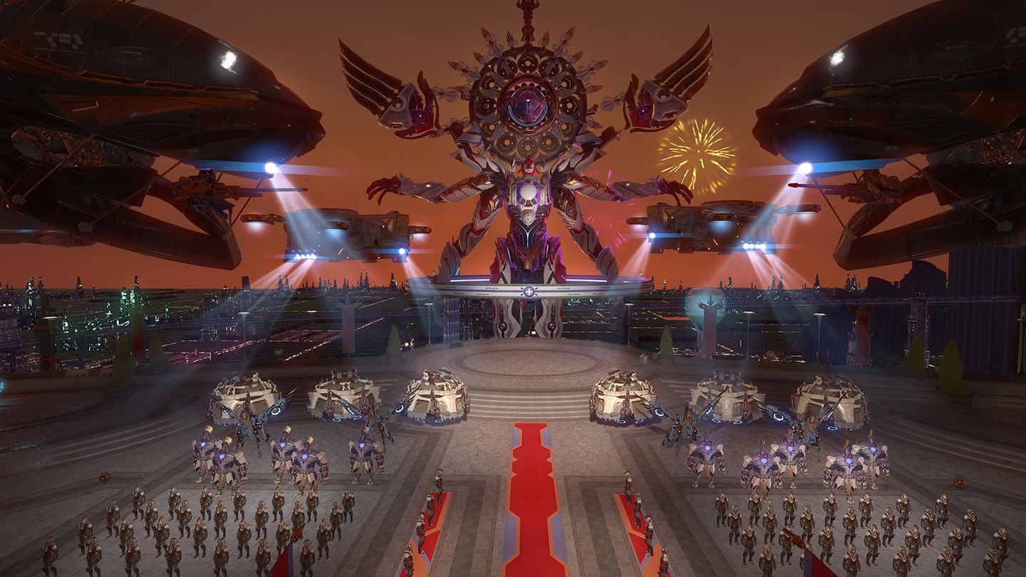 Free-to-play Skyforge gets limited and exclusive February