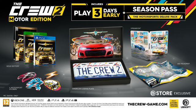 The Original Crew May Not Have Become Ultimate Motorsport Experience That Ubisoft Wanted With It Taking A Bit Of An Update Before Began To