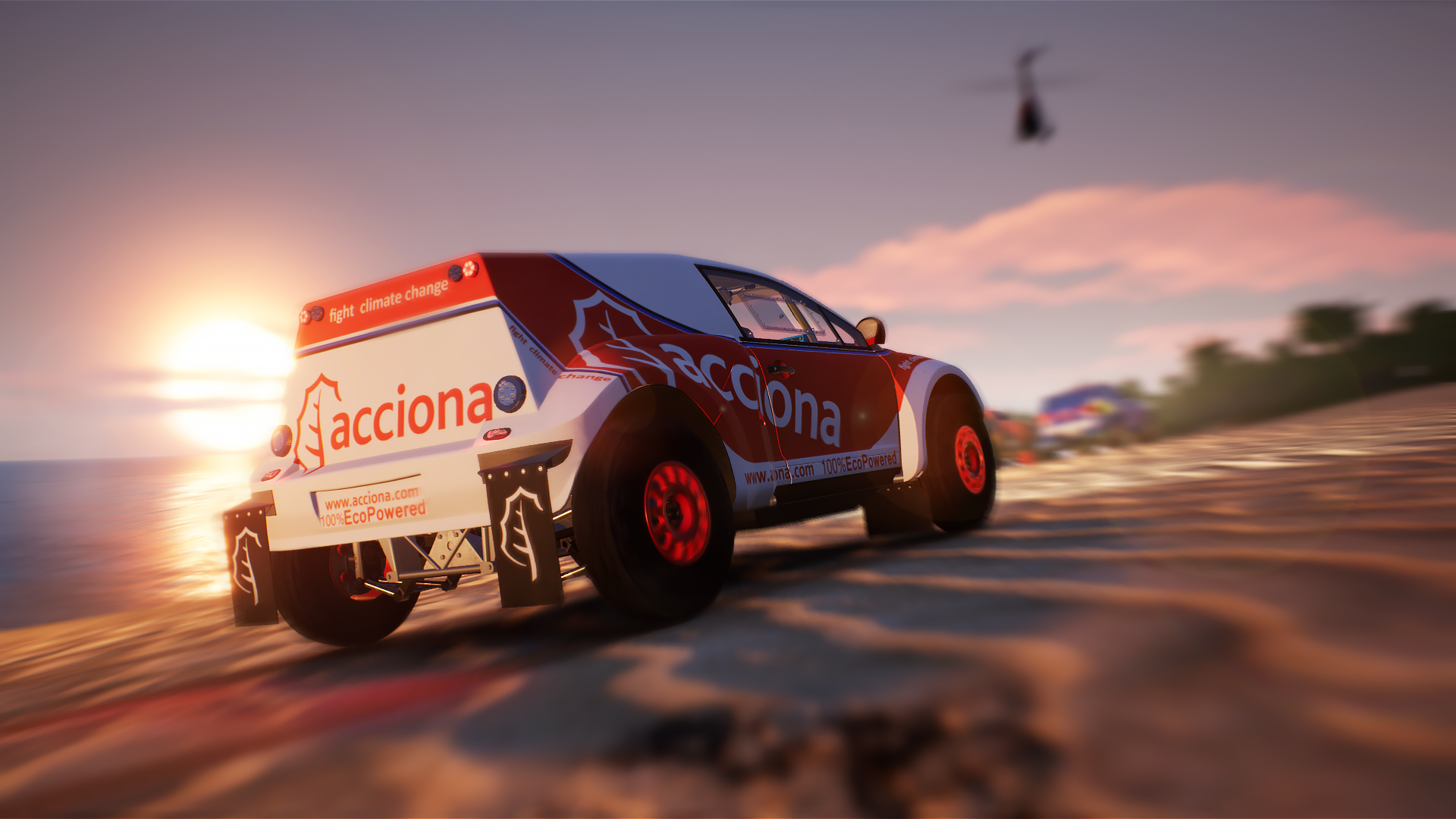 Build your Gravel energy with the free Acciona DLC