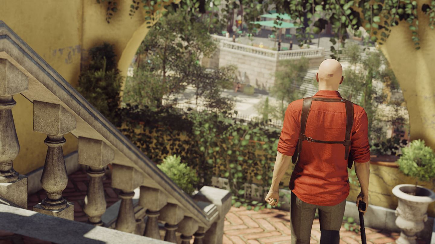 Hitman's Sapienza episode free as part of Spring Update