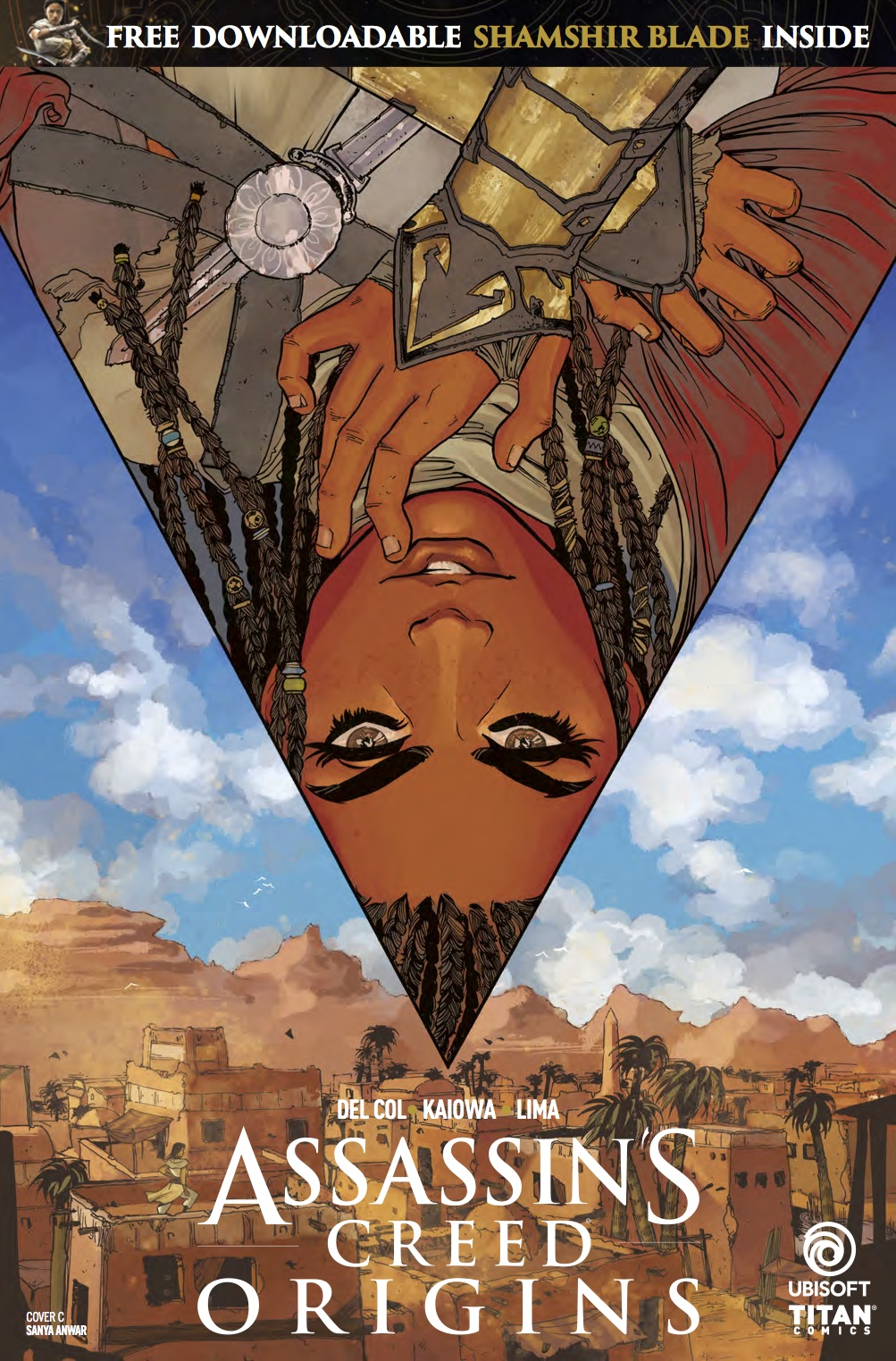 Assassin S Creed Origins 1 Comic Review Thexboxhub