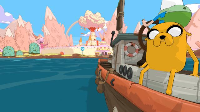 adventure time pirates