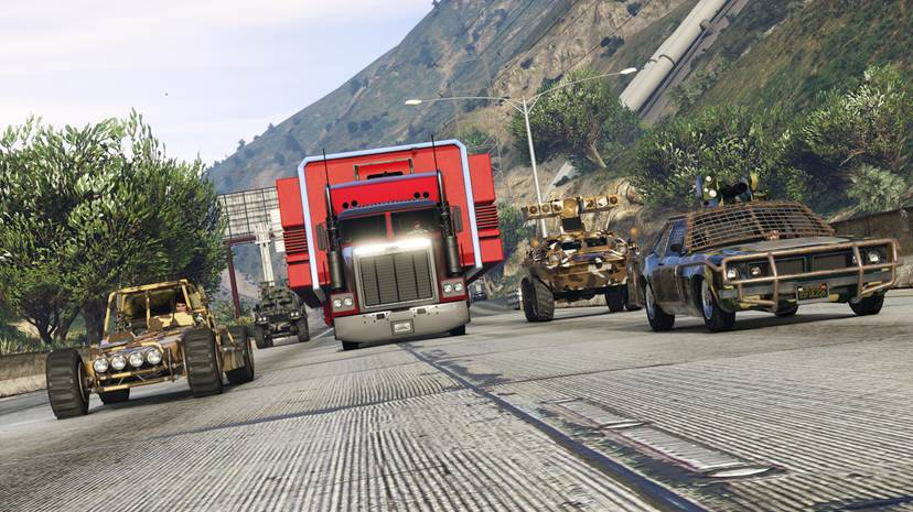 Grand Theft Auto 5 is now most profitable entertainment product ever!