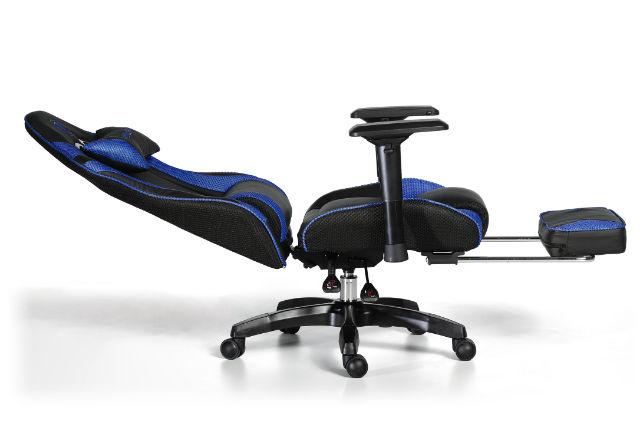 snakebyte ships new luxury Gaming:Seat designed for optimal