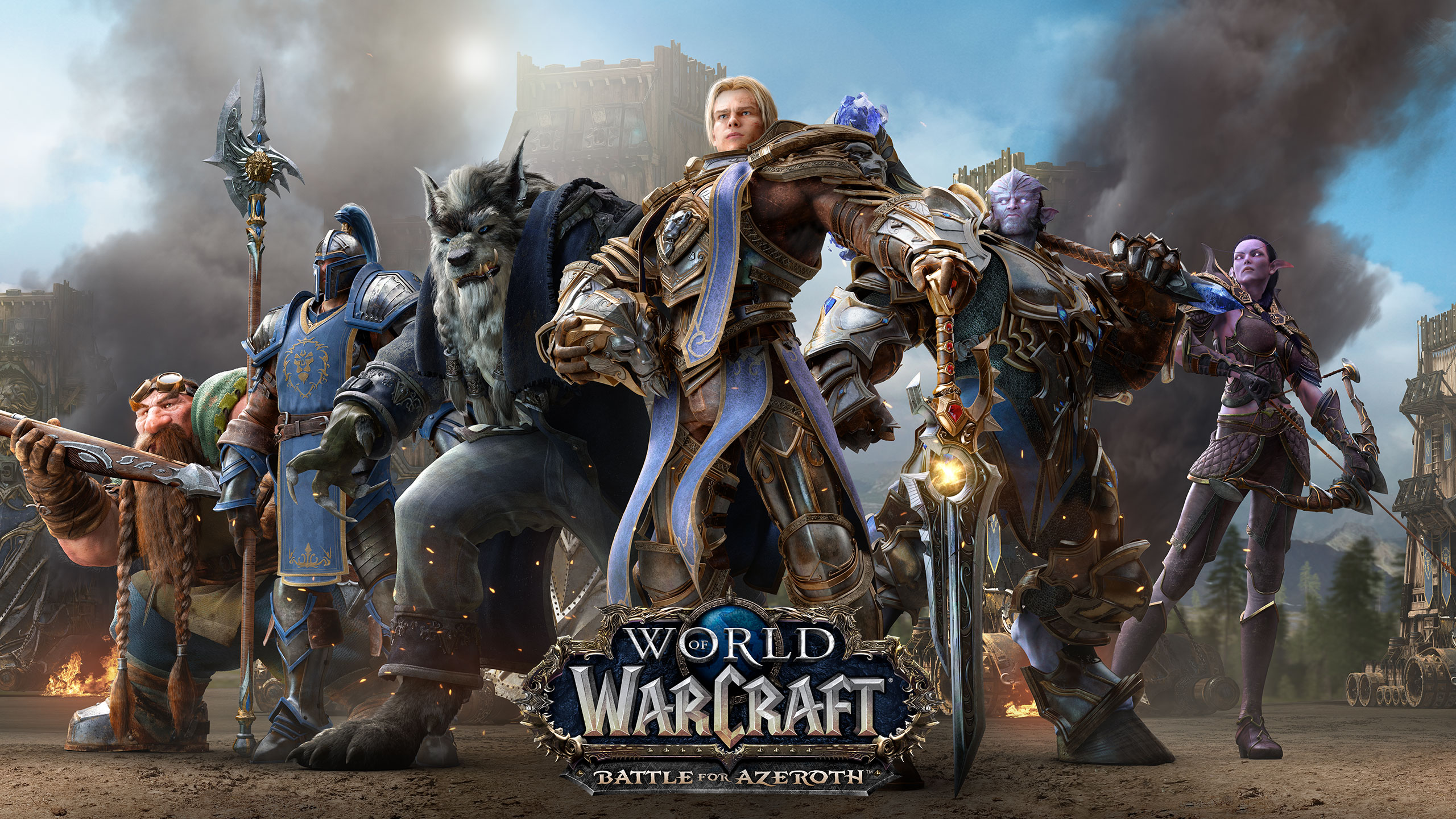 Image result for WoW Erweiterung Battle for Azeroth