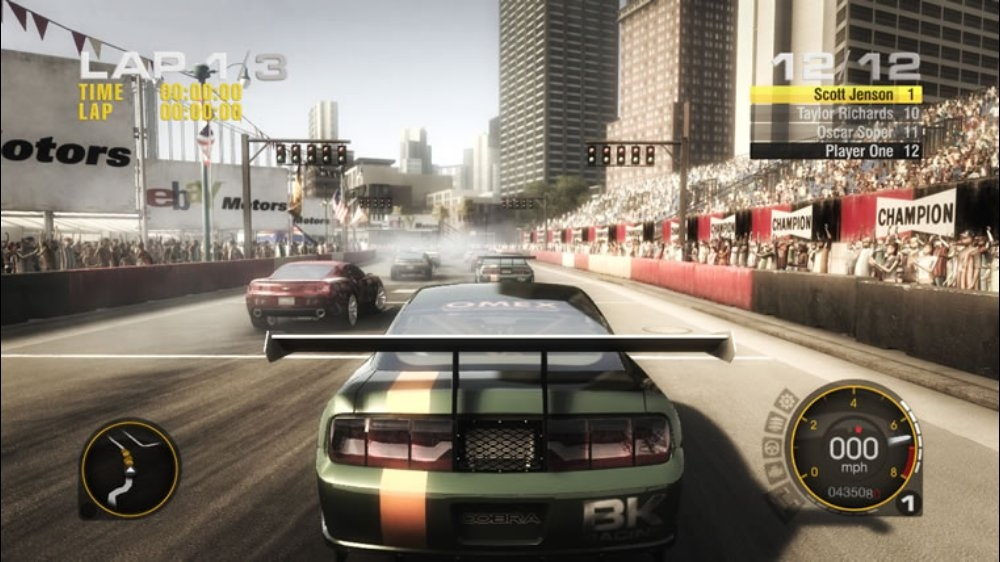 looking back at 10 years of race driver grid thexboxhub