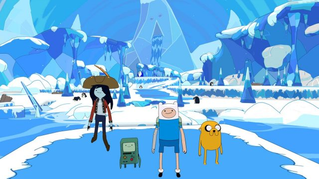 Adventure Time: Pirates of the Enchiridion free Xbox One