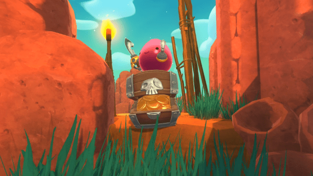 Slime Rancher celebrates 1 year anniversary with full boxed