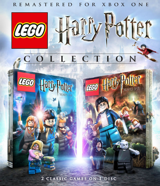 Lego Harry Potter Collection Detailed And Dated For Xbox One And