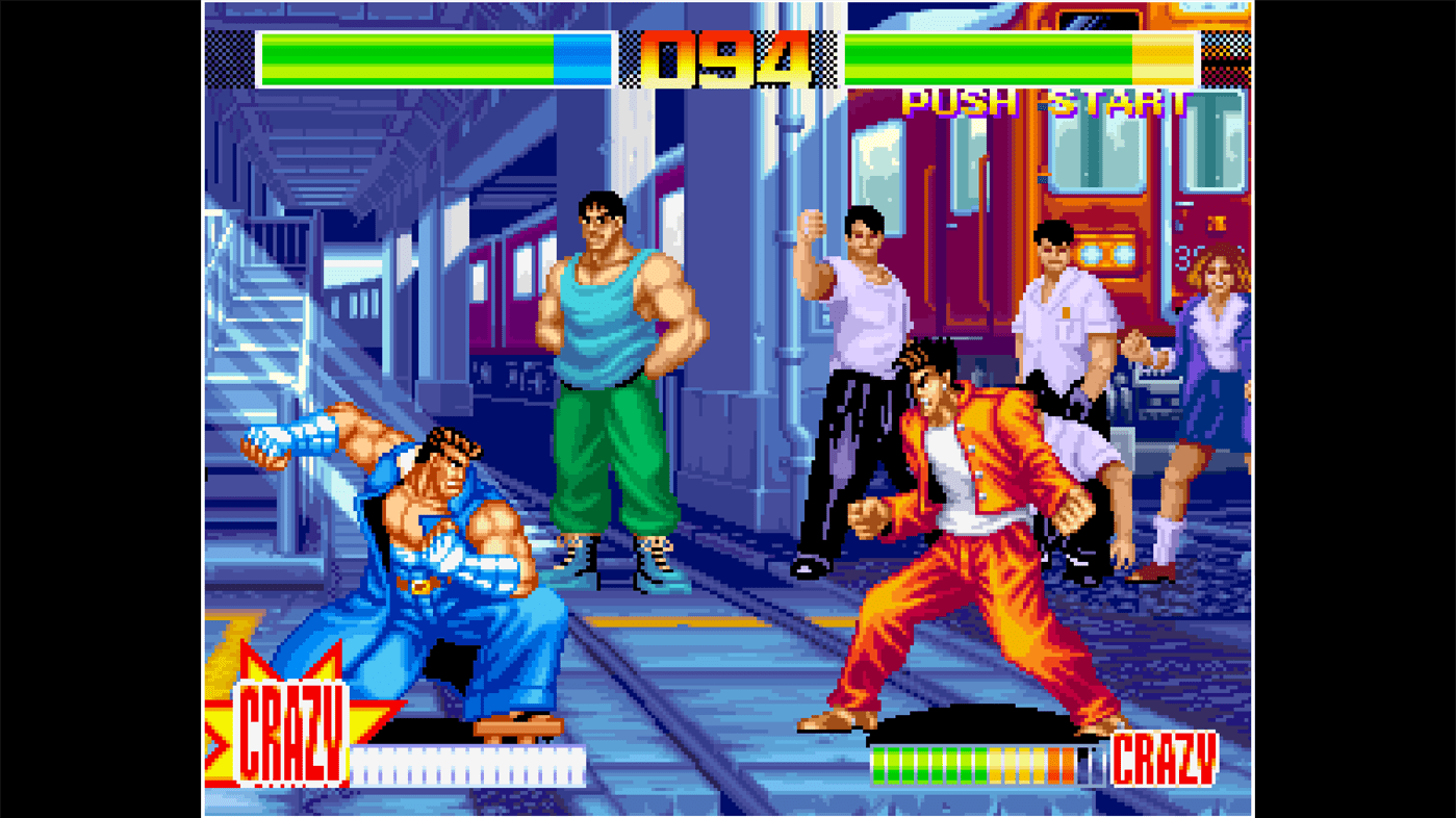 Become An Aggressor Of Dark Kombat With The Latest Neogeo Title To Hit Xbox One TheXboxHub