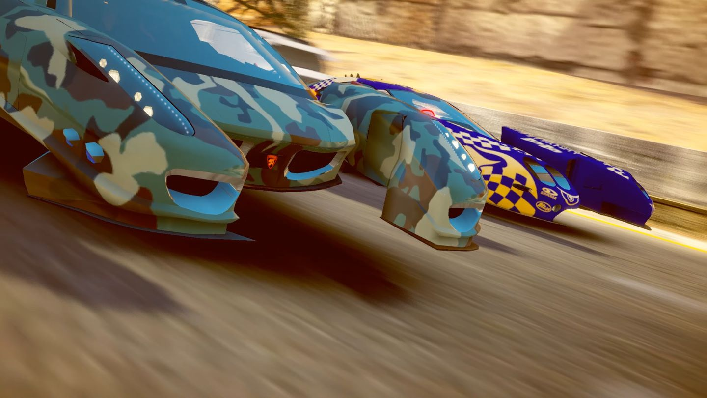Take on the street racing world with RGX: Showdown | TheXboxHub