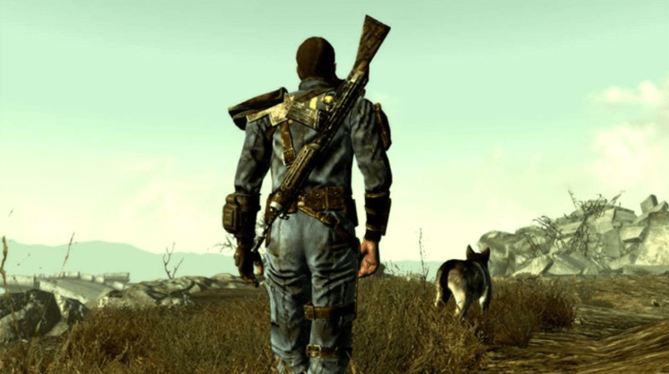 Looking Back At 10 Years Of Fallout 3 Thexboxhub