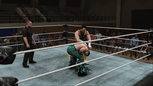 wwe 2k19 review xbox one 1
