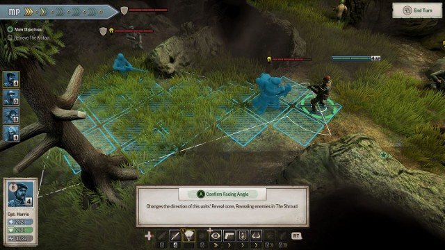 Achtung! Cthulhu Tactics review xbox one 4