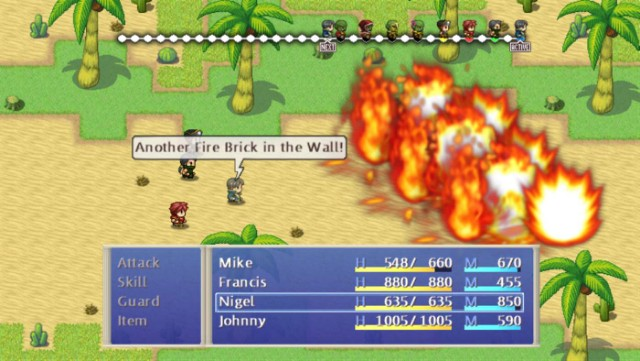 Turn-based JRPG Doom and Destiny hits Xbox One   TheXboxHub