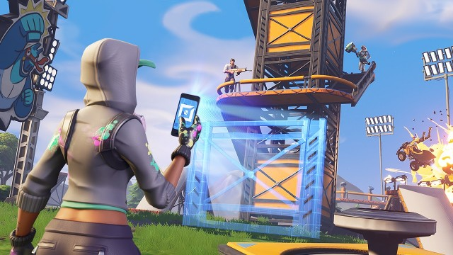 Epic unveils new Fortnite Creative mode focused on building