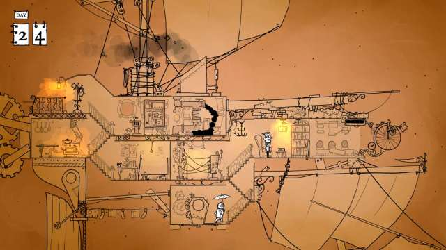 39 days to mars review xbox one 2