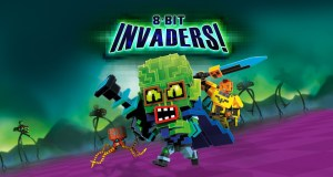 8 bit invaders xbox one