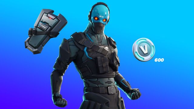 Fortnite - The Cobalt Pack