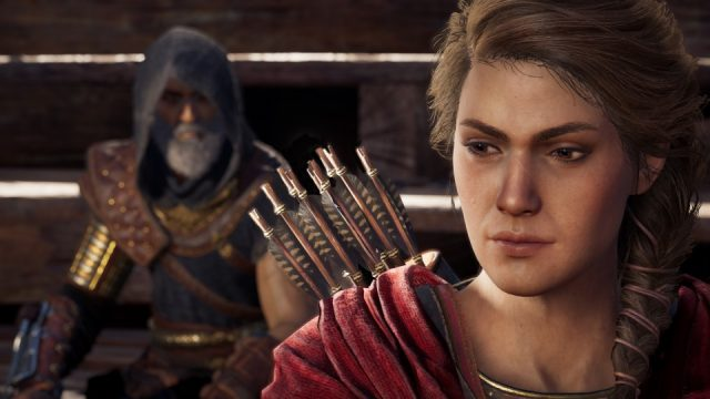 assassins creed odyssey shadow heritage
