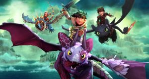 dreamworks dragons dawn of new riders xbox one