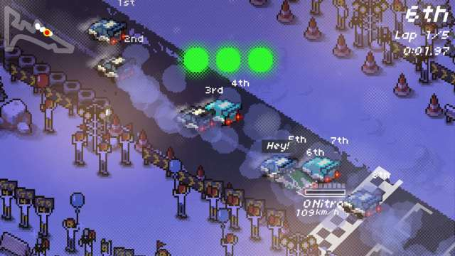 super pixel racers review xbox one 3