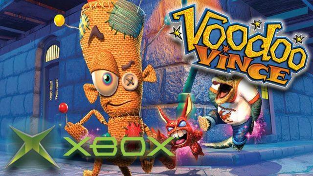 voodoo vince xbox
