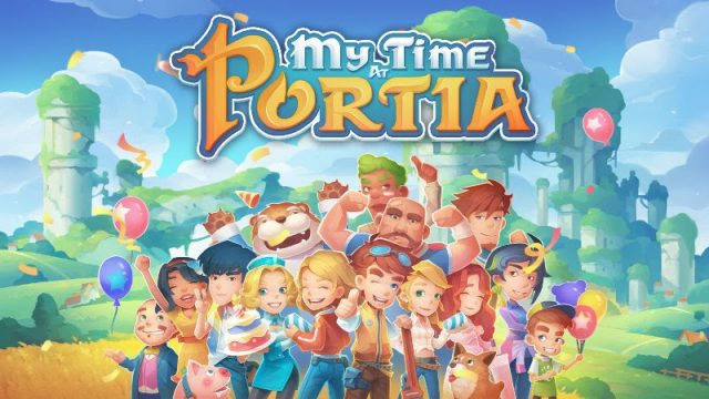 my time at portia relationships
