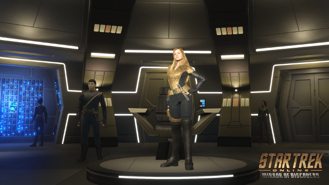 Star Trek Online: Mirror of Discovery update