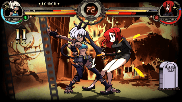 skullgirls 2nd encore xbox one