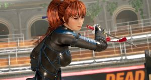 dead or alive 6 xbox one 1