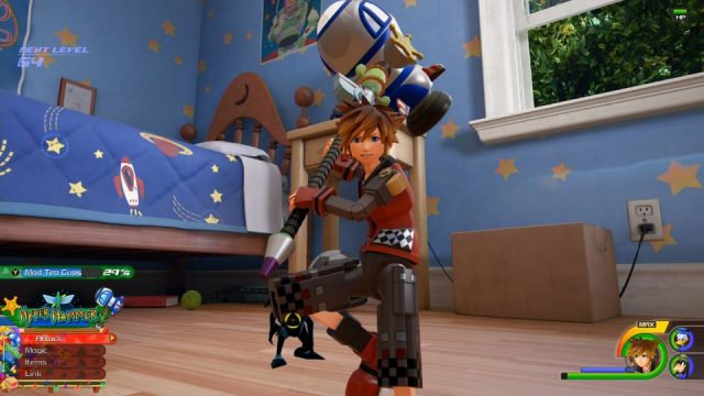 kingdom hearts 3 review xbox one 1