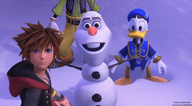 kingdom hearts 3 review xbox one 4