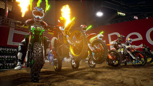 monster energy supercross 2 review xbox one 1