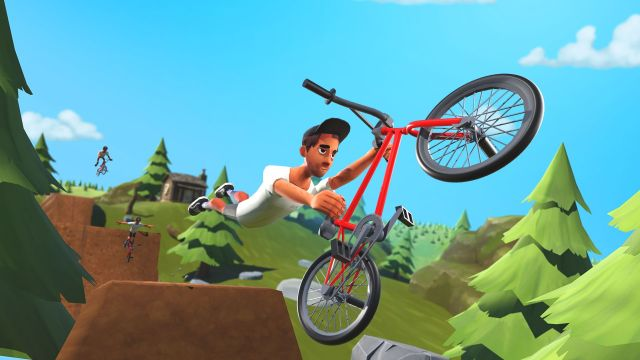 pumped bmx pro xbox one launch