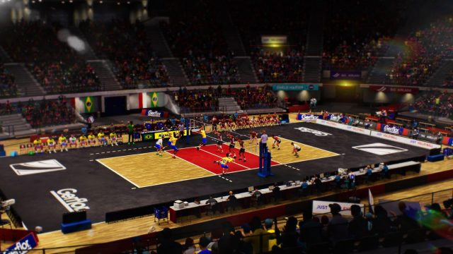 spike volleyball review xbox one 1