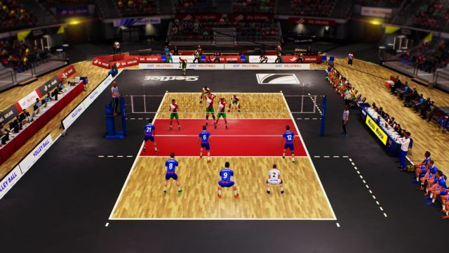 spike volleyball review xbox one 3