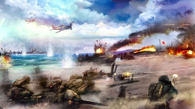 sudden strike 4 pacific war xbox one