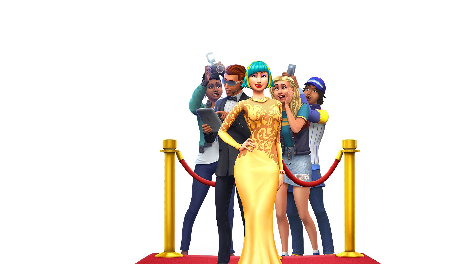 Get Famous with The Sims 4 on Xbox One   TheXboxHub