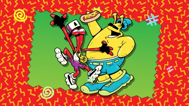 toejam and earl back in the groove xbox one