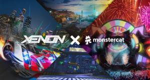 xenon racer x monstercat
